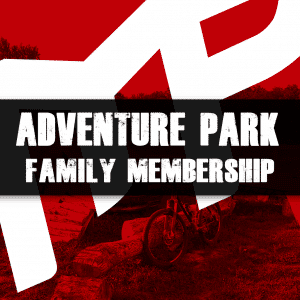 BMX / Mountain Bike Adventure Park Family Membership
