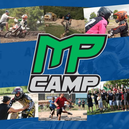 MP Camp - 5 Day Motocross Camp
